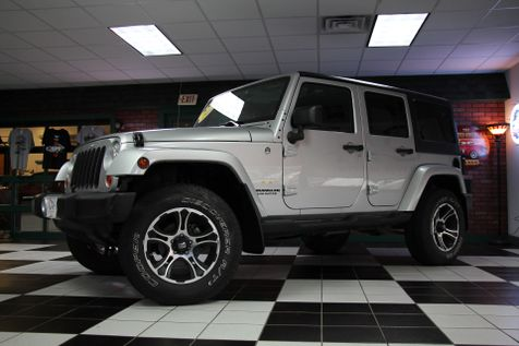 2012 Jeep Wrangler Unlimited Sahara 4X4 Hard Top in Baraboo, WI