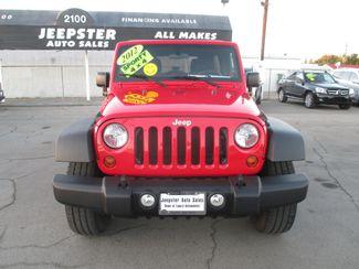 2012 Jeep Wrangler 4WD Unlimited Sport Costa Mesa, California 1