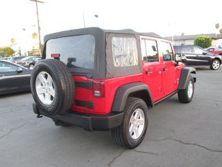 2012 Jeep Wrangler 4WD Unlimited Sport Costa Mesa, California 3
