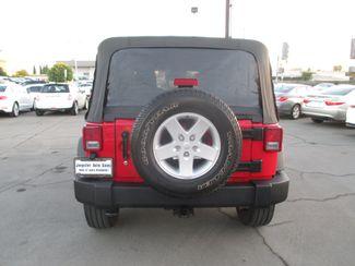2012 Jeep Wrangler 4WD Unlimited Sport Costa Mesa, California 4