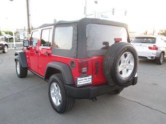 2012 Jeep Wrangler 4WD Unlimited Sport Costa Mesa, California 5