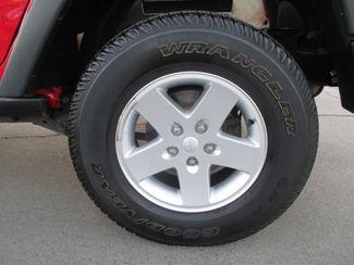 2012 Jeep Wrangler 4WD Unlimited Sport Costa Mesa, California 6