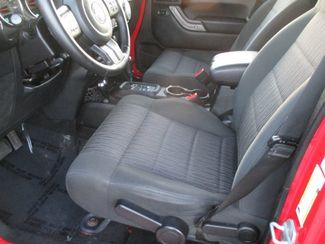 2012 Jeep Wrangler 4WD Unlimited Sport Costa Mesa, California 7