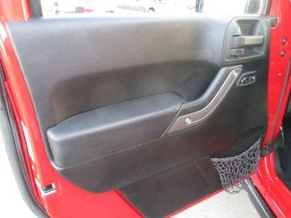 2012 Jeep Wrangler 4WD Unlimited Sport Costa Mesa, California 9