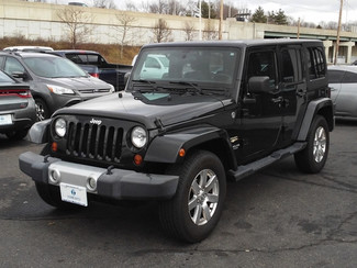 2012 Jeep Wrangler Unlimited Sahara East Haven, CT