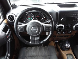 2012 Jeep Wrangler Unlimited Sahara East Haven, CT 11