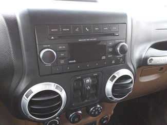 2012 Jeep Wrangler Unlimited Sahara East Haven, CT 15