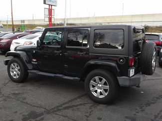 2012 Jeep Wrangler Unlimited Sahara East Haven, CT 2