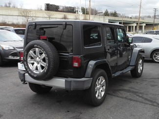 2012 Jeep Wrangler Unlimited Sahara East Haven, CT 21