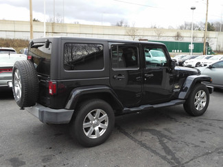 2012 Jeep Wrangler Unlimited Sahara East Haven, CT 22