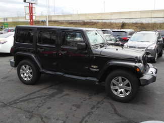 2012 Jeep Wrangler Unlimited Sahara East Haven, CT 23
