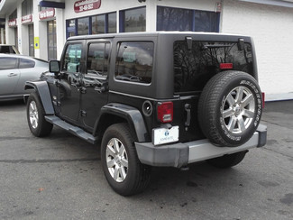2012 Jeep Wrangler Unlimited Sahara East Haven, CT 24