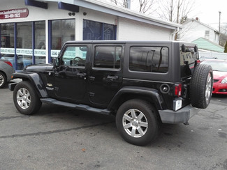2012 Jeep Wrangler Unlimited Sahara East Haven, CT 25
