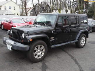 2012 Jeep Wrangler Unlimited Sahara East Haven, CT 26