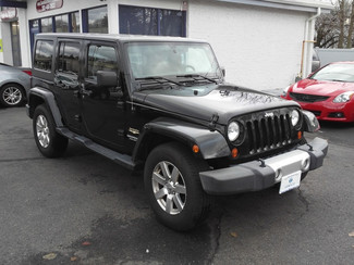 2012 Jeep Wrangler Unlimited Sahara East Haven, CT 3