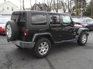 2012 Jeep Wrangler Unlimited Sahara East Haven, CT 5