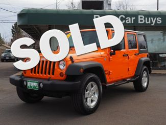2012 Jeep Wrangler Unlimited Sport Englewood, CO
