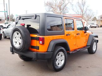 2012 Jeep Wrangler Unlimited Sport Englewood, CO 5