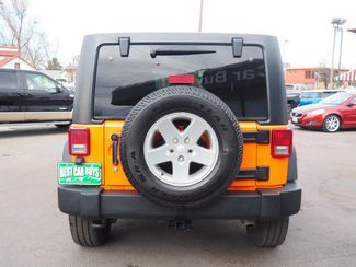 2012 Jeep Wrangler Unlimited Sport Englewood, CO 6