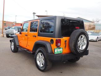 2012 Jeep Wrangler Unlimited Sport Englewood, CO 7