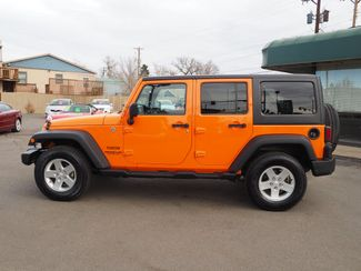2012 Jeep Wrangler Unlimited Sport Englewood, CO 8