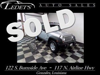 2012 Jeep Wrangler Unlimited in Gonzales Louisiana