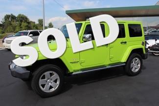 2012 Jeep Wrangler Unlimited in Granite City Illinois