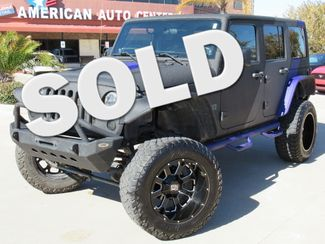 2012 Jeep Wrangler Unlimited Sport | Houston, TX | American Auto Centers in Houston TX