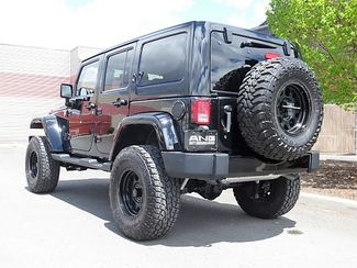 2012 Jeep Wrangler Unlimited Lifted Altitude Bend, Oregon 6