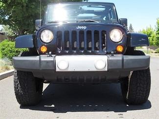 2012 Jeep Wrangler Unlimited LIFTED NAVIGATION Sahara Bend, Oregon 1