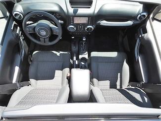 2012 Jeep Wrangler Unlimited LIFTED NAVIGATION Sahara Bend, Oregon 16
