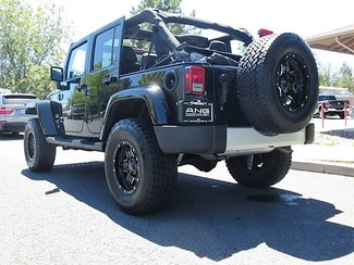 2012 Jeep Wrangler Unlimited LIFTED NAVIGATION Sahara Bend, Oregon 7