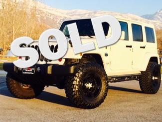 2012 Jeep Wrangler Unlimited Arctic LINDON, UT