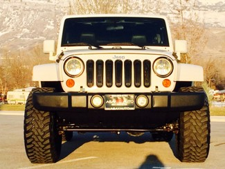 2012 Jeep Wrangler Unlimited Arctic LINDON, UT 2