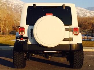 2012 Jeep Wrangler Unlimited Arctic LINDON, UT 6