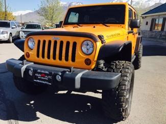 2012 Jeep Wrangler Unlimited Rubicon LINDON, UT 10