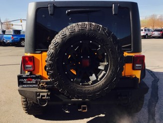 2012 Jeep Wrangler Unlimited Rubicon LINDON, UT 13