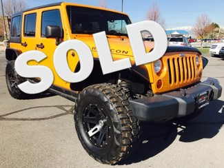 2012 Jeep Wrangler Unlimited Rubicon LINDON, UT