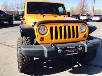 2012 Jeep Wrangler Unlimited Rubicon LINDON, UT 2