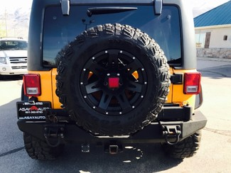 2012 Jeep Wrangler Unlimited Rubicon LINDON, UT 7