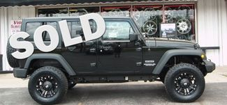 2012 Jeep Wrangler Unlimited Sport LINDON, UT