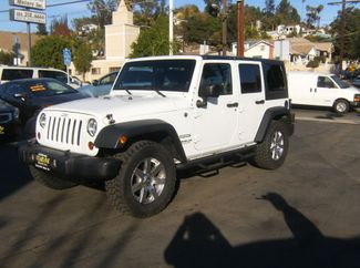 2012 Jeep Wrangler Unlimited Sport Los Angeles, CA
