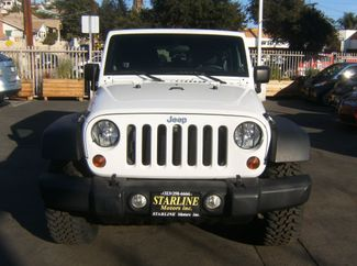 2012 Jeep Wrangler Unlimited Sport Los Angeles, CA 1
