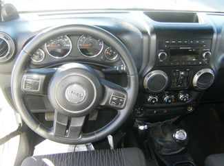 2012 Jeep Wrangler Unlimited Sport Los Angeles, CA 7