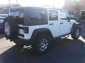 2012 Jeep Wrangler Unlimited Sport Los Angeles, CA 5