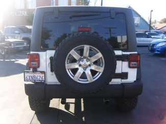 2012 Jeep Wrangler Unlimited Sport Los Angeles, CA 9