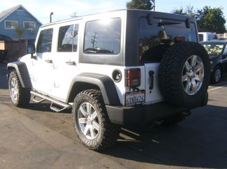 2012 Jeep Wrangler Unlimited Sport Los Angeles, CA 8