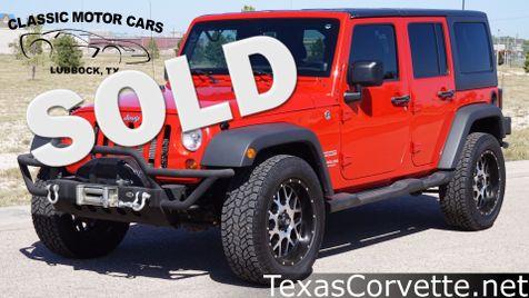 2012 Jeep Wrangler Unlimited Sport | Lubbock, Texas | Classic Motor Cars in Lubbock, Texas