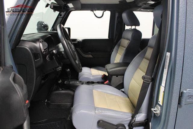 2012 Jeep Wrangler Unlimited Sport Starwood Conversion Merrillville, Indiana 10
