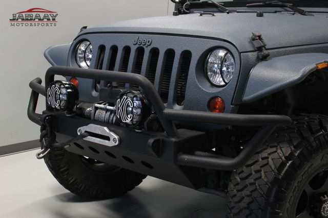 2012 Jeep Wrangler Unlimited Sport Starwood Conversion Merrillville, Indiana 28